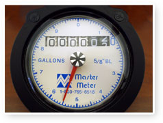 Louisa County Water Authority Meters